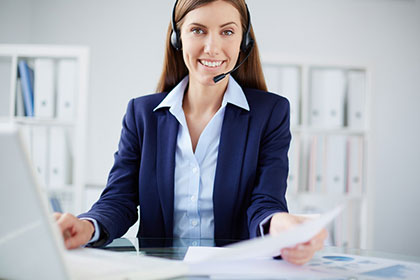 Answering Service for Businesses at Infinity Virtual Answering