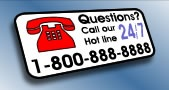 Consumer Hotline Answering Services